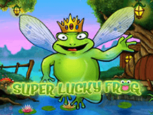 Super Lucky Frog